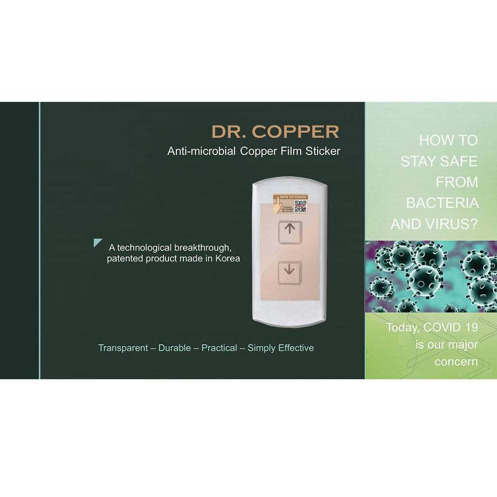 Dr.Copper Brochure 1