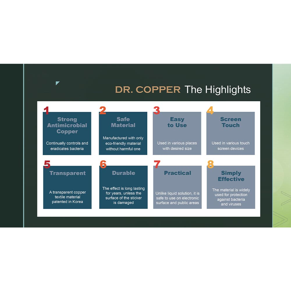 Dr.Copper Brochure 3