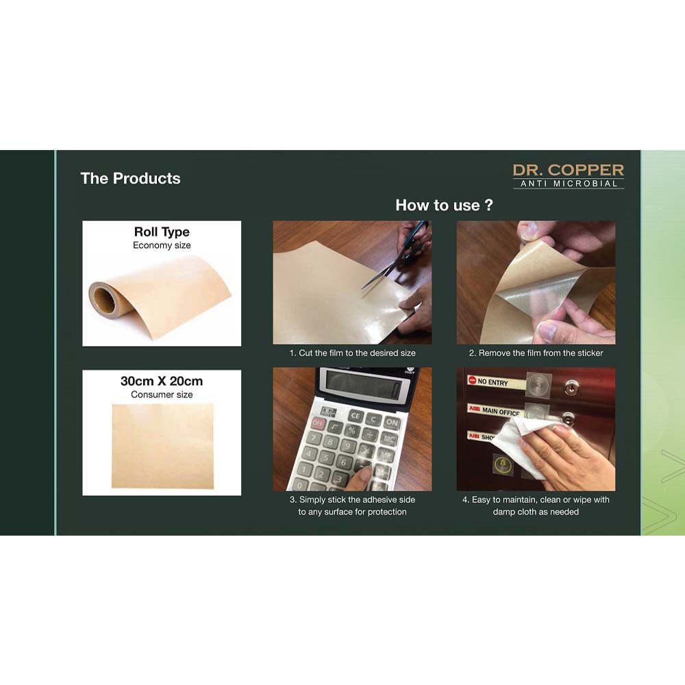 Dr Copper Brochure 4